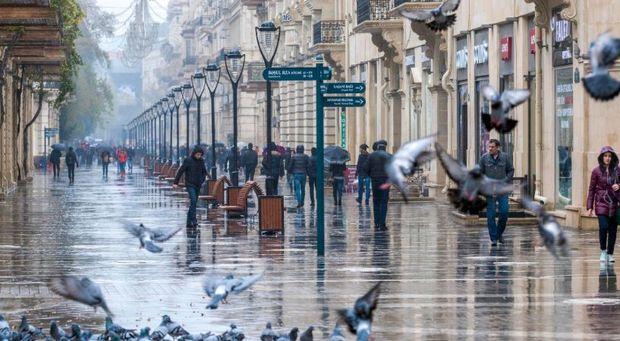 Sabahın hava proqnozu: Güclü külək, yağış, dolu, qar – XƏBƏRDARLIQ