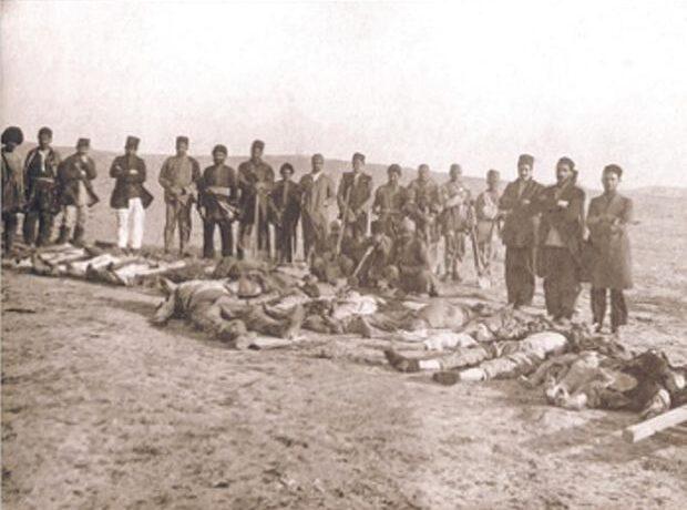 Ermənilərin azərbaycanlılara qarşı törətdiyi soyqırımından 103 il ötür