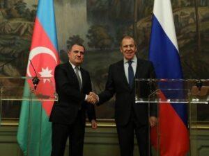Sergey Lavrov Ceyhun Bayramovla görüşəcək