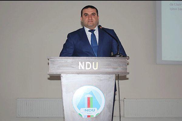 Azərbaycanda daha bir sabiq məmur HƏBS EDİLDİ