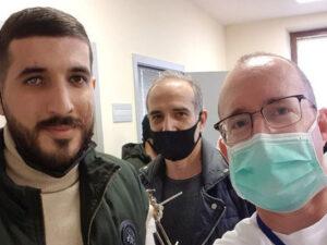 İsrailli qadın vəfat edən ərinin gözünü qazimizə bağışladı – FOTO