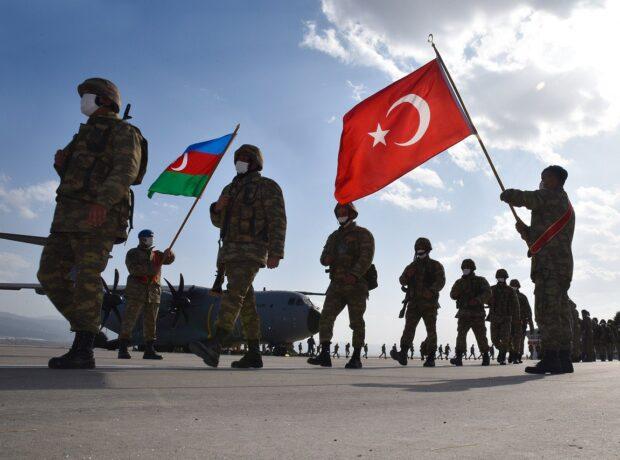 Azərbaycan hərbçiləri Türkiyəyə getdi: Yeni təlimlər başlayır