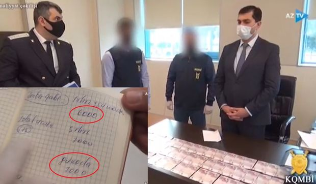 """""""Yeni klinika""""nın direktoru və baş həkimin tutulma anı – ƏMƏLİYYAT VİDEOSU"""