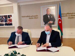 """AzTU ilə """"ALSTOM Transport Azərbaycan"""" şirkəti əməkdaşlığa başladı"""