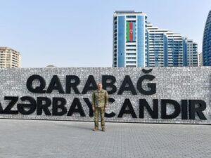 İlham Əliyev Bakıda Hərbi Qənimətlər Parkının açılışında iştirak etdi – FOTO/VİDEO