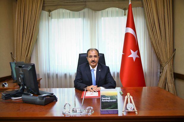 Türkiyənin yeni səfiri vəzifəsinin icrasına başlanılıb
