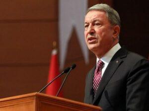 Türkiyənin Müdafiə nazirindən Azərbaycanla bağlı açıqlama
