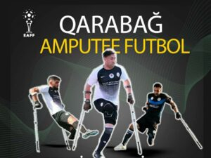 QARABAĞ AMP FK Türkiyədə Çempionlar Liqasında iştirak edəcək