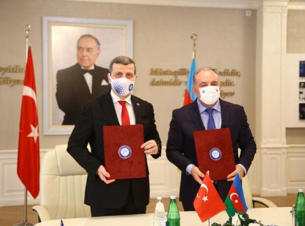 AzTU və Qazi Universiteti arasında ikili diplom proqramı haqqında müqavilə imzalanıb