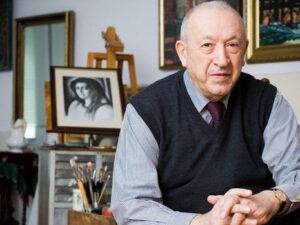 Dünya şöhrətli rəssam Tahir Salahov vəfat etdi