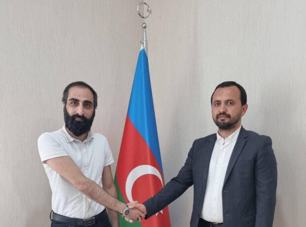 """""""Ganjavi Holding"""" və """"Cleaner Group"""" şirkəti əməkdaşlığa başlayıb – FOTOLAR"""