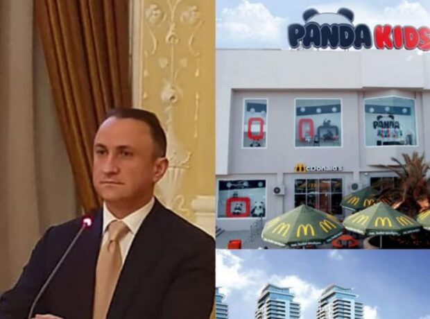 """""""Panda Kids""""in və """"Port Baku"""" da rezidens sahibi Elgin Həbibullayev rüşvətxorluqda ittiham olunur"""