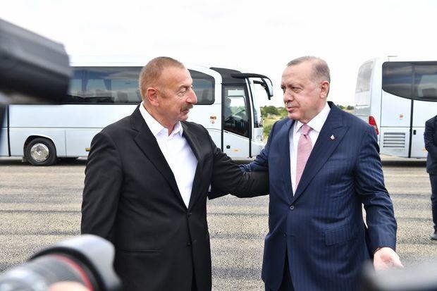 Azərbaycan və Türkiyə prezidentləri Şuşada – CANLI YAYIM