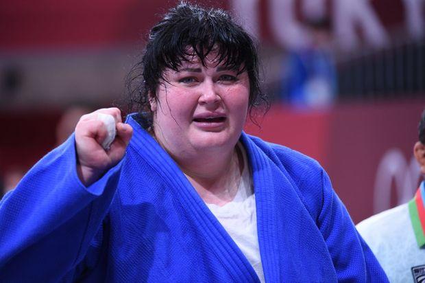 Azərbaycan ilk medalı qazandı