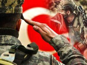Türkiyə Ordusunun iki hərbçisi şəhid olub