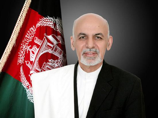 Əfqanıstan prezidenti bu ölkədə olduğu bildirilir