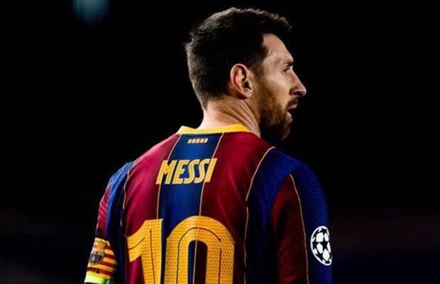 """Messi """"Barselona""""dan rəsmən ayrıldı"""