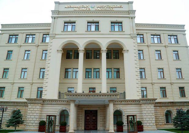 Ermənistan silahlı qüvvələri tərəfindən mövqelərimiz atəşə tutuldu