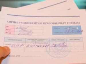 COVID-19 pasportu olmayan müəllimlərə məhdudiyyətlər olacaq – RƏSMİ