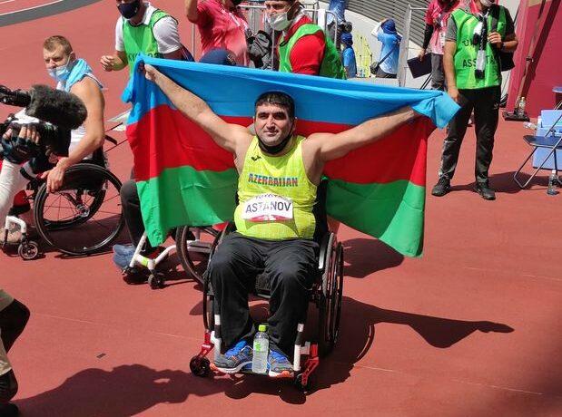 Paralimpiya Oyunları: Daha 2 qızıl və 1 bürünc medal