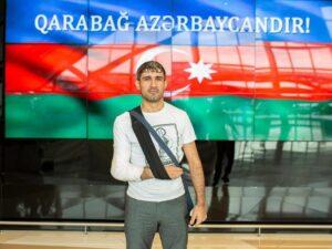Daha beş qazimiz Türkiyəyə müalicəyə göndərildi