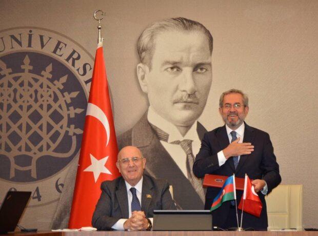 AzTU ilə Ankara Universiteti arasında ikili diplom proqramı haqqında müqavilə imzalanıb