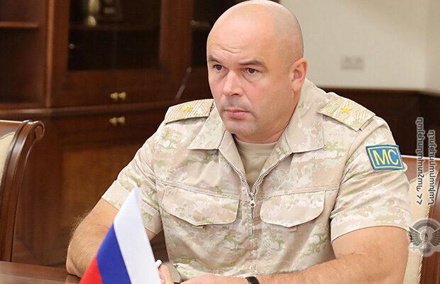 Qarabağdakı rus sülhməramlıların komandanı o təyin olundu