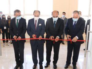 AzTU-da tədris laboratoriyasının açılışı olub
